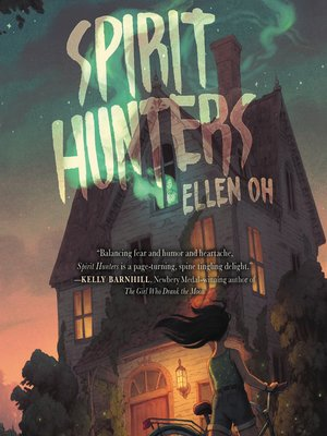 cover image of Spirit Hunters