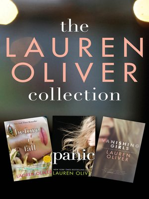 cover image of The Lauren Oliver Collection