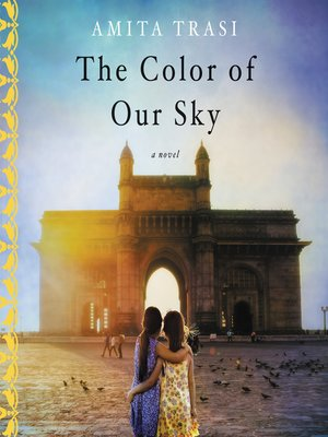 cover image of The Color of Our Sky