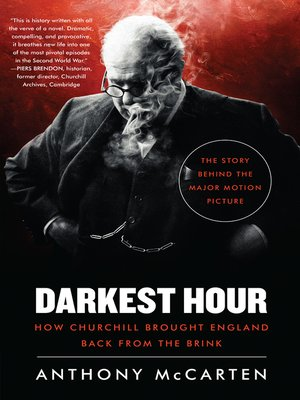 cover image of Darkest Hour