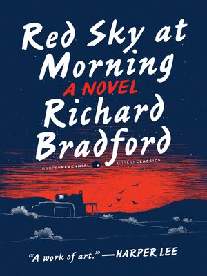 cover image of Red Sky at Morning