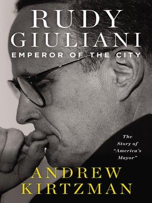 cover image of Rudy Giuliani