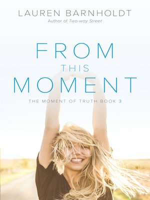 cover image of From This Moment