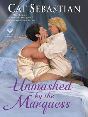 cover image of Unmasked by the Marquess