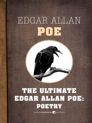 cover image of Edgar Allan Poe Poetry