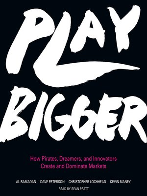 cover image of Play Bigger