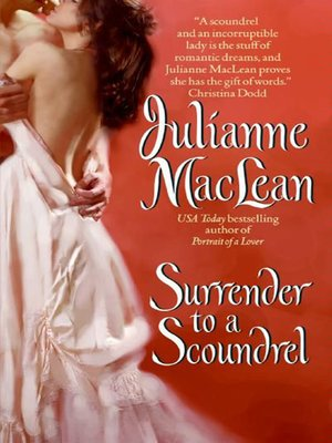 cover image of Surrender to a Scoundrel