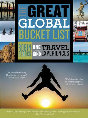 cover image of The Great Global Bucket List
