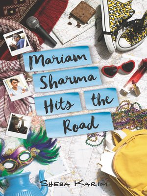 cover image of Mariam Sharma Hits the Road