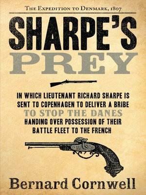cover image of Sharpe's Prey