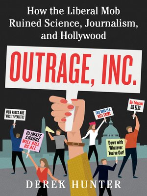 cover image of Outrage, Inc.