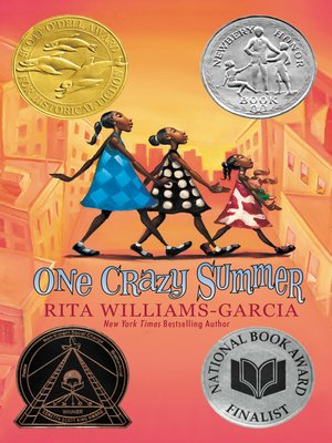 cover image of One Crazy Summer
