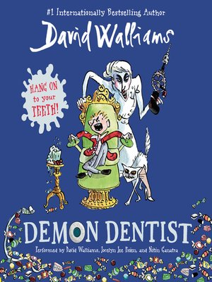 cover image of Demon Dentist