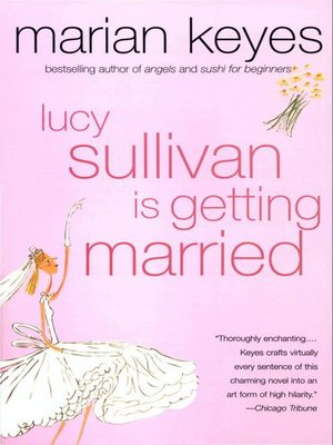 cover image of Lucy Sullivan Is Getting Married