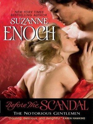 cover image of Before the Scandal