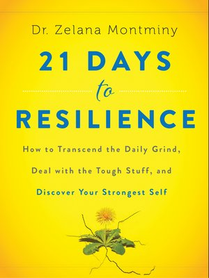 cover image of 21 Days to Resilience