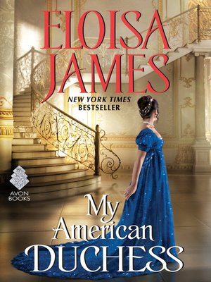 cover image of My American Duchess