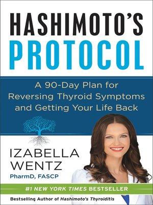 cover image of Hashimoto's Protocol