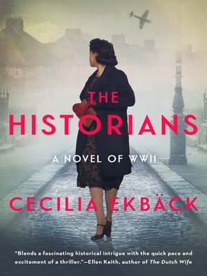 cover image of The Historians