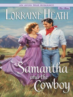 cover image of Samantha and the Cowboy