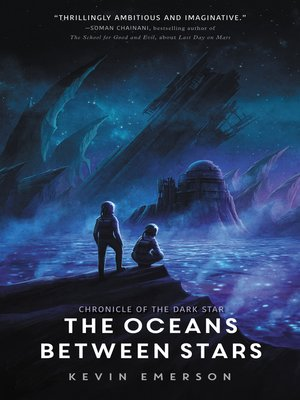 cover image of The Oceans between Stars