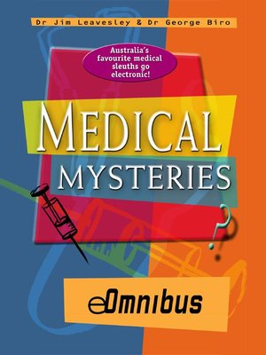 cover image of Medical Mysteries eOmnibus