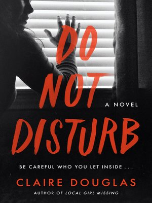 cover image of Do Not Disturb
