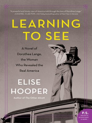 cover image of Learning to See
