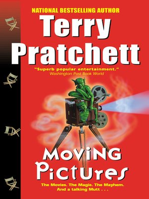 cover image of Moving Pictures