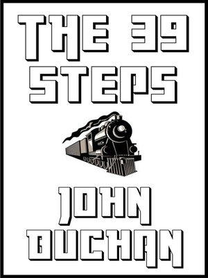 cover image of The Thirty-Nine Steps