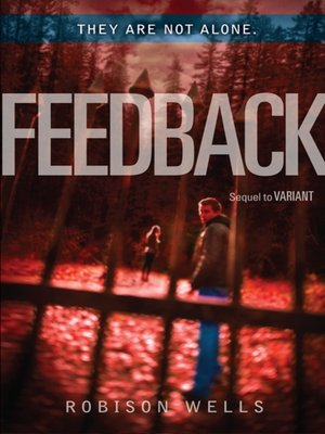 cover image of Feedback