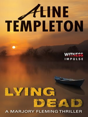 cover image of Lying Dead