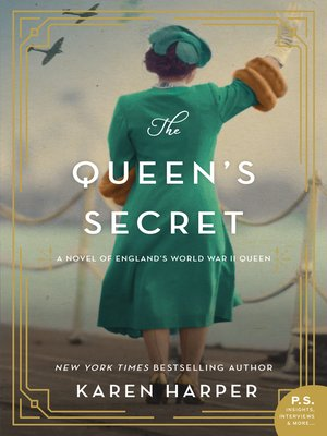 The Queen's Secret Book Cover