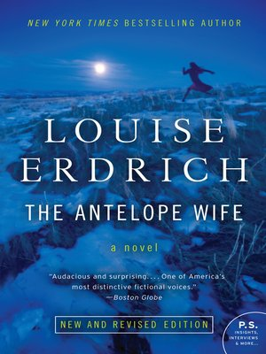 cover image of The Antelope Wife