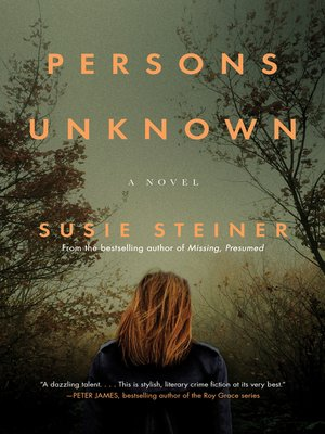cover image of Persons Unknown