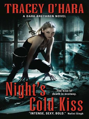 cover image of Night's Cold Kiss