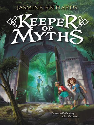 cover image of Keeper of Myths