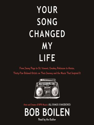 cover image of Your Song Changed My Life