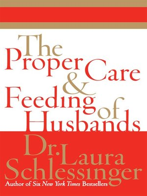 cover image of The Proper Care and Feeding of Husbands