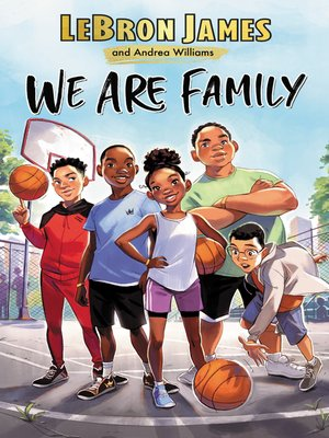 cover image of We Are Family
