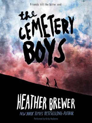 cover image of The Cemetery Boys