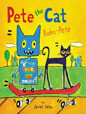 cover image of Robo-Pete