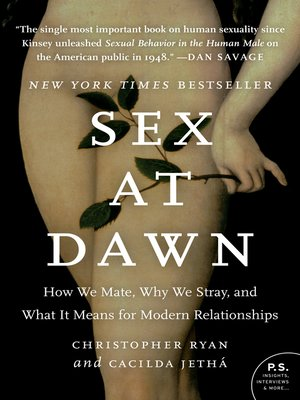cover image of Sex at Dawn