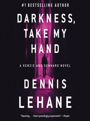 cover image of Darkness, Take My Hand