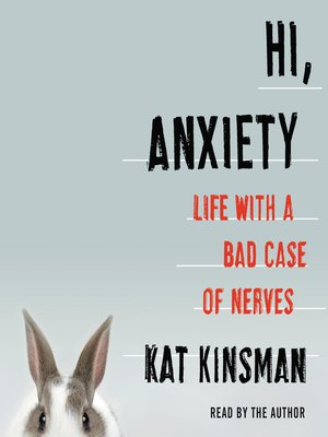 cover image of Hi, Anxiety