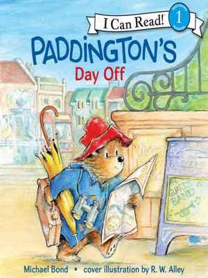 cover image of Paddington's Day Off