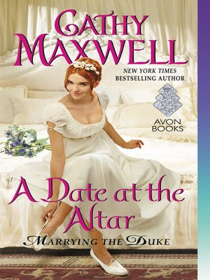 cover image of A Date at the Altar