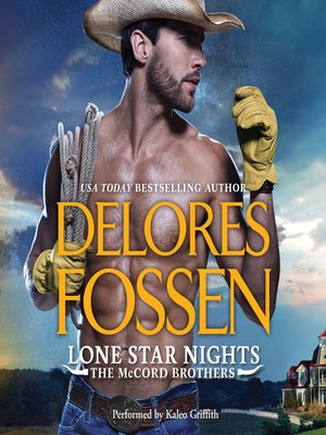 cover image of Lone Star Nights