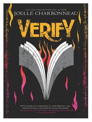 cover image of Verify