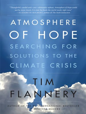 cover image of Atmosphere of Hope